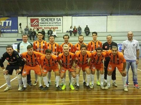 afe755d54e AAPF CME Palmitos é superada pelo Caçador Futsal